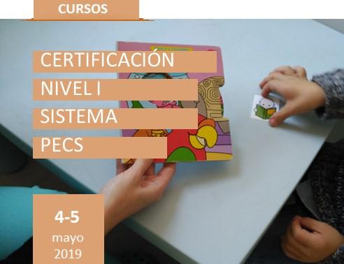Curso de certificación en PECS nivel 1