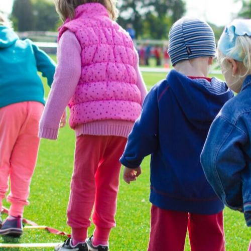 Nuevos talleres de psicomotricidad infantil